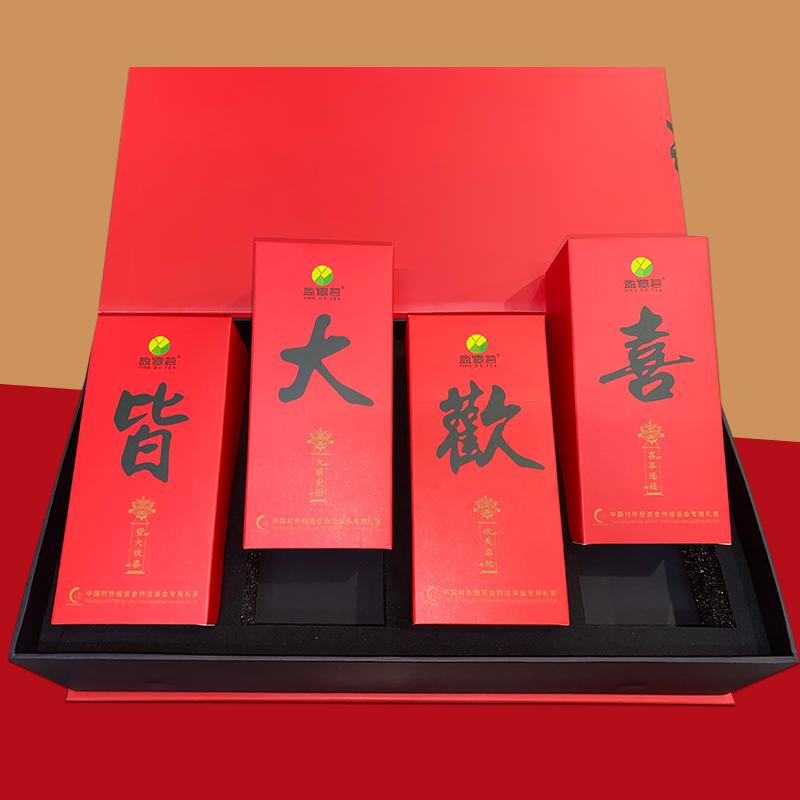 您知道过节为什么喜欢送茶作为礼品吗?
