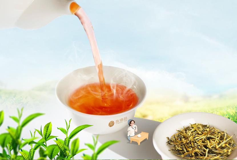 英德红茶有什么功效?